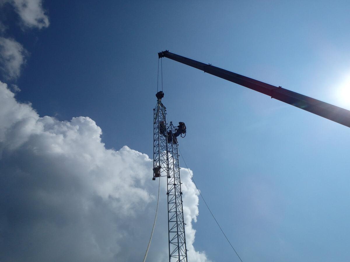 Communication Tower Contractors