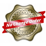 no change logo